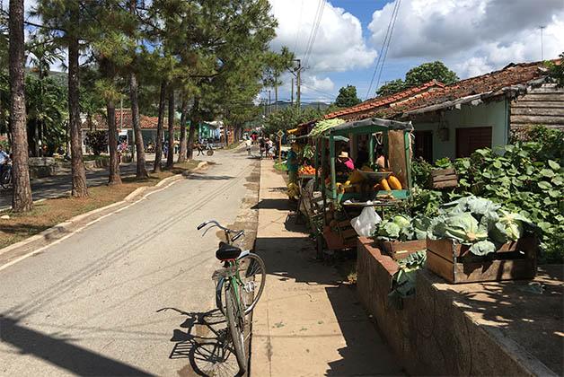 Pueblo de Viñales. Foto © Patrick Mreyen