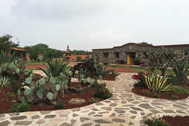 Rancho Las Cascadas. Foto © Silvia Lucero