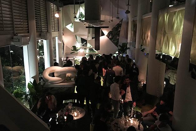 Restaurante bar Dixon. Foto © Patrick Mreyen