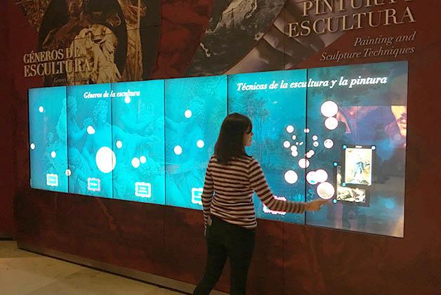 El Museo Internacional del Barroco es muy divertido ya que es interactivo. Foto © Patrick Mreyen
