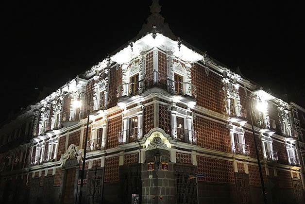 Casa del Alfeñique. Foto © Silvia Lucero