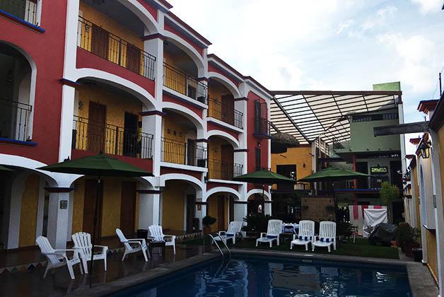 La Casona Tequisquiapan Hotel & Spa. Foto © Patrick Mreyen