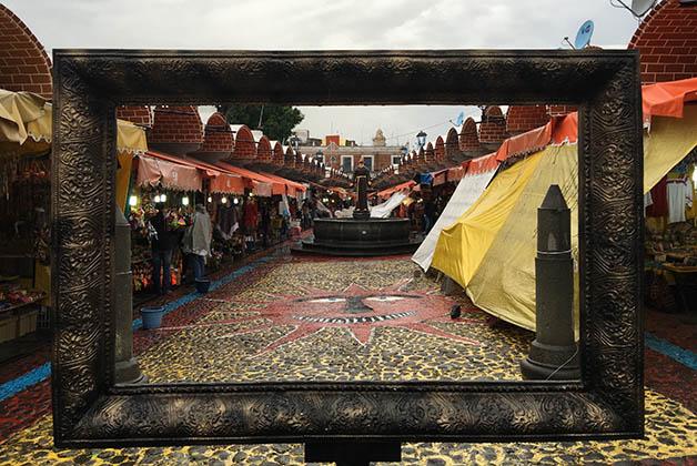Mercado El Parián. Foto © Patrick Mreyen
