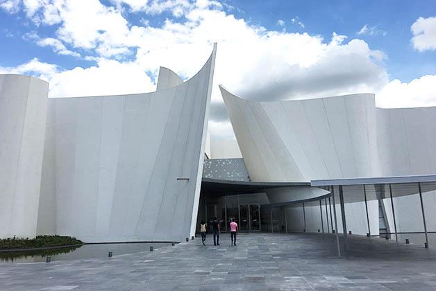 Museo Internacional del Barroco. Foto © Silvia Lucero