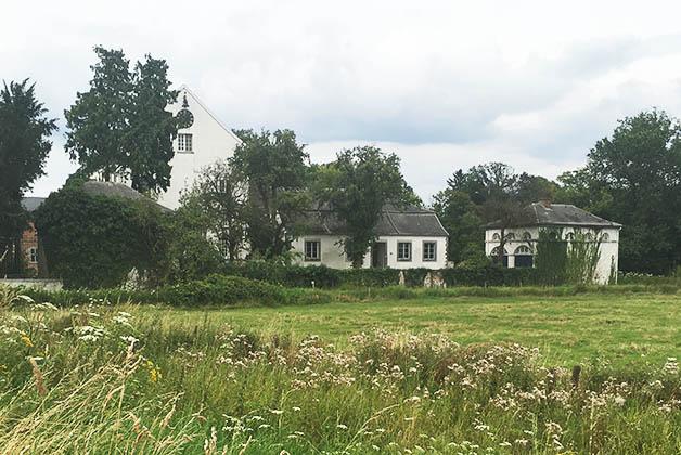 Me gustaría regresar a la abadía Herkenrode, la visita guiada debe ser muy interesante. Foto © Silvia Lucero