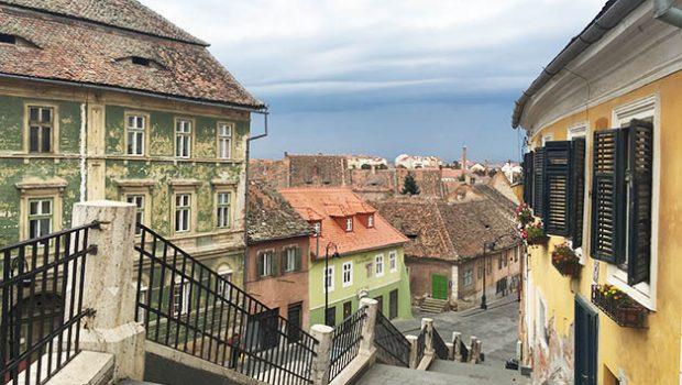 Sibiu, Rumania. Foto © Silvia Lucero