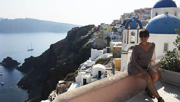 Oia, Santorini. Foto © La Trotamundos