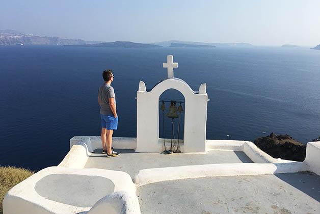 Oia, Santorini. Foto © Silvia Lucero