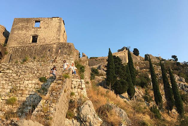 Castillo de San Giovanni. Foto © Patrick Mreyen