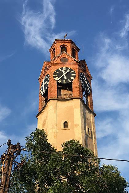 Torre del Reloj. Foto © Patrick Mreyen