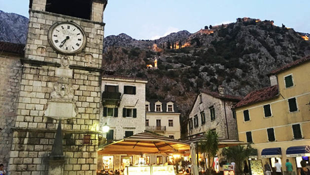 Kotor, Montenegro. Foto © Silvia Lucero