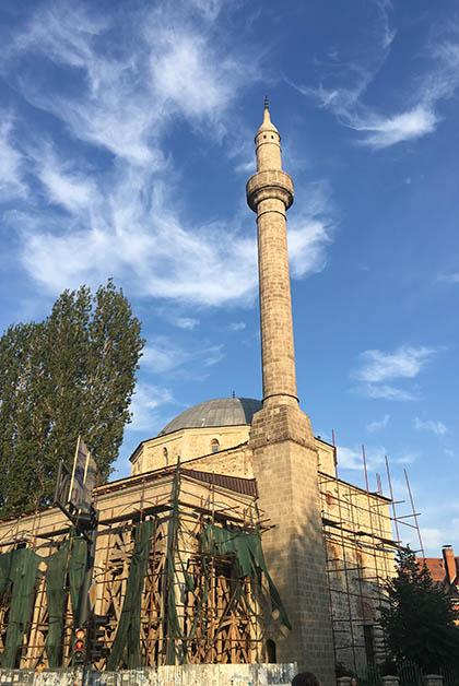 Mezquita de Carshi. Foto © Patrick Mreyen