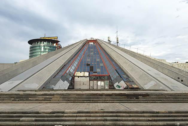 La Pirámide. Foto © Patrick Mreyen