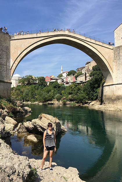 Puente Stari Most. Foto © Patrick Mreyen
