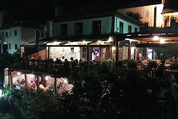Restaurante Huni .Foto © Patrick Mreyen