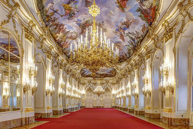 Gran Galería. Foto © Schloß Schönbrunn Kultur- und Betriebsges.m.b.H. - Bildagentur Zolles KG/Christian Hofer
