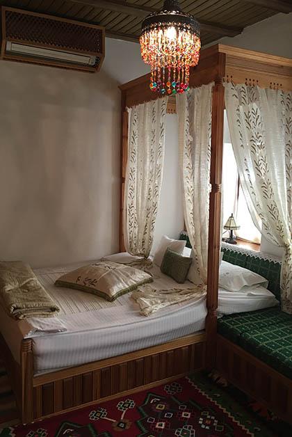 Nuestra habitación. Foto © Silvia Lucero