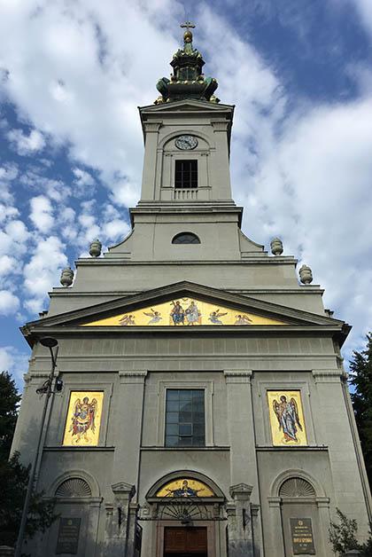 Catedral San Miguel Arcángel. Foto © Patrick Mreyen