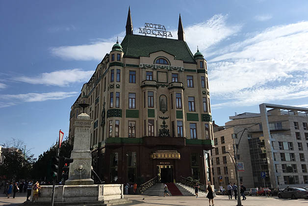 Hotel Moskba. Foto © Patrick Mreyen