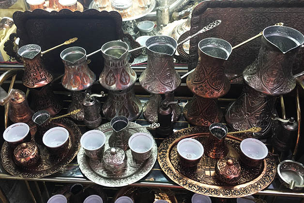 Bazar Baščaršija. Foto © Silvia Lucero
